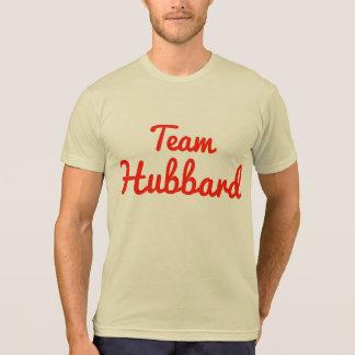 Equipo Hubbard Camisetas