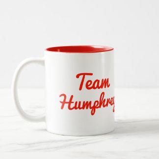 Equipo Humphrey Tazas