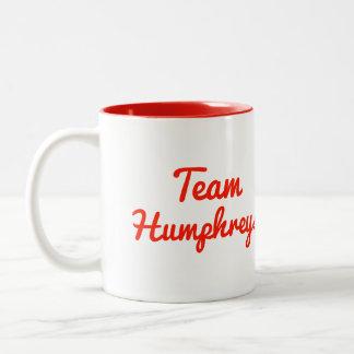 Equipo Humphreys Tazas De Café