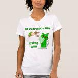 Equipo irlandés del salto camisetas