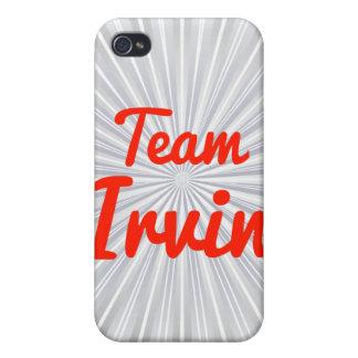 Equipo Irvin iPhone 4 Carcasa