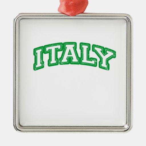 Equipo Italia Ornatos