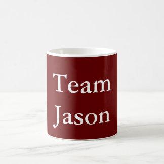 Equipo Jason Tazas De Café