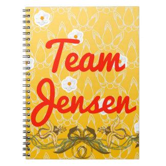 Equipo Jensen Libros De Apuntes Con Espiral