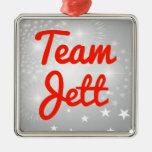 Equipo Jett Ornamentos De Navidad