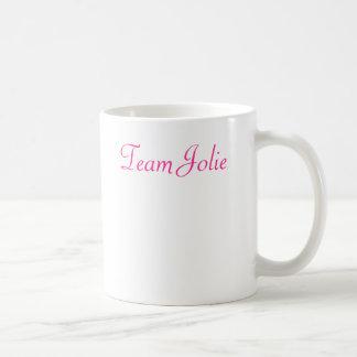 Equipo Jolie Tazas