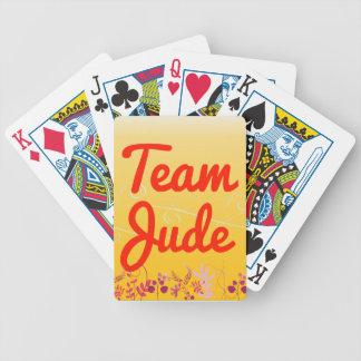 Equipo Jude Baraja Cartas De Poker