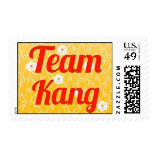 Equipo Kang Franqueo