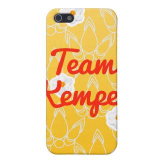 Equipo Kemper iPhone 5 Carcasa