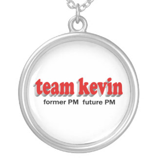 Equipo Kevin - futuro anterior P.M. del P.M. Colgante Redondo