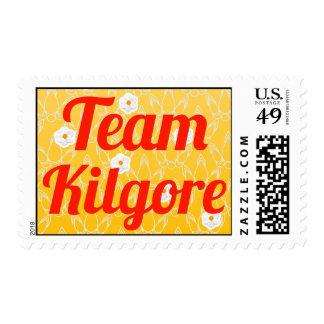 Equipo Kilgore Franqueo