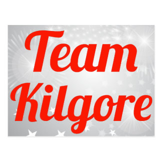 Equipo Kilgore Postal