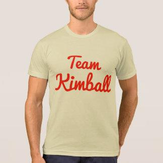 Equipo Kimball Camiseta