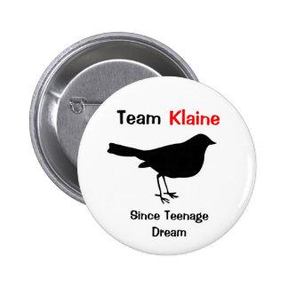 Equipo Klaine Pin