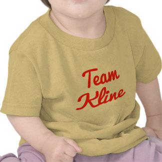 Equipo Kline Camisetas