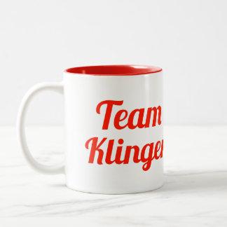 Equipo Klinger Taza