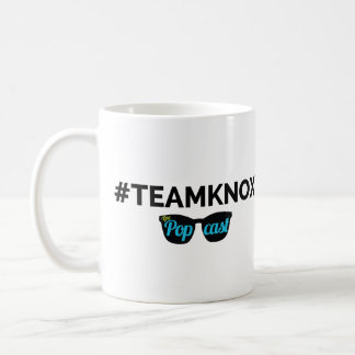 Equipo Knox Y taza de Jamie del equipo