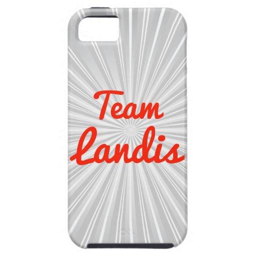 Equipo Landis iPhone 5 Carcasas