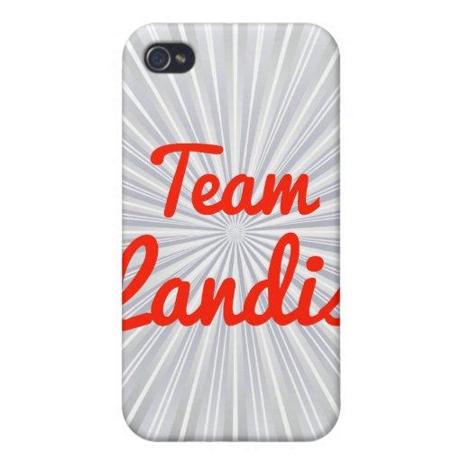 Equipo Landis iPhone 4/4S Fundas
