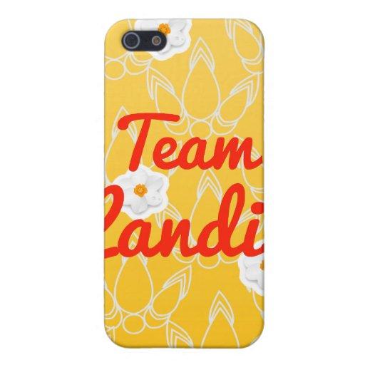 Equipo Landis iPhone 5 Fundas