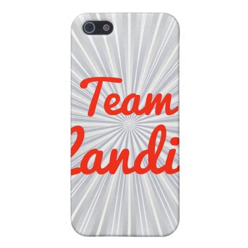 Equipo Landis iPhone 5 Cárcasas