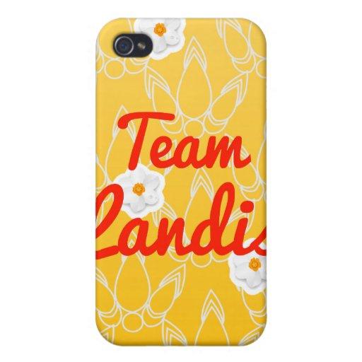 Equipo Landis iPhone 4 Protectores