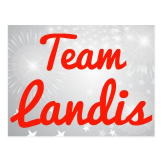 Equipo Landis Postal