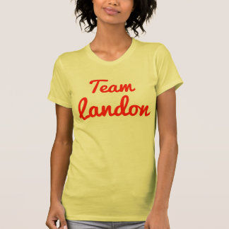 Equipo Landon Camiseta