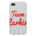 Equipo Larkin iPhone 4 Carcasa