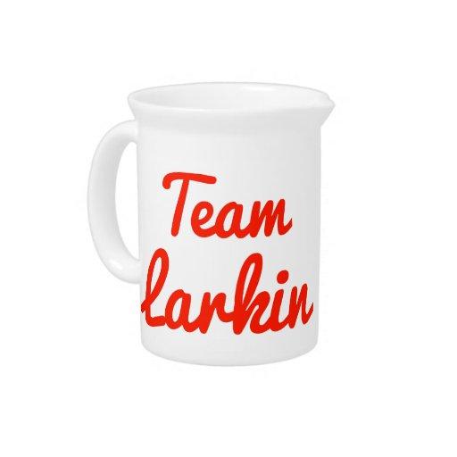 Equipo Larkin Jarra