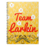 Equipo Larkin Libros De Apuntes Con Espiral