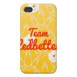 Equipo Ledbetter iPhone 4 Carcasa