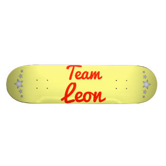 Equipo León Patin