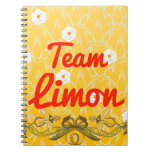 Equipo Limon Cuadernos