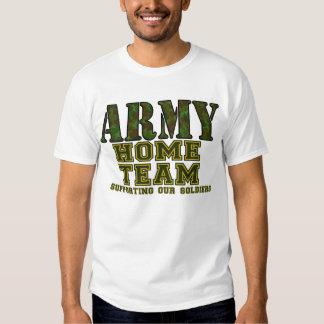 Equipo local del ejército polera