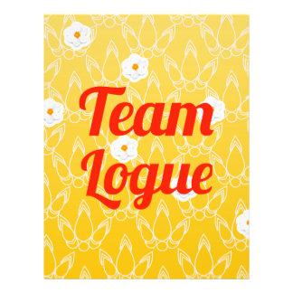 Equipo Logue Tarjetas Publicitarias