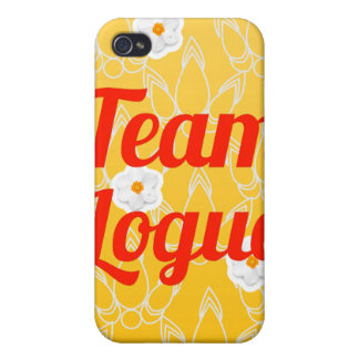 Equipo Logue iPhone 4 Protectores