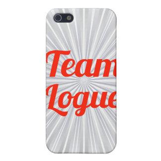 Equipo Logue iPhone 5 Funda