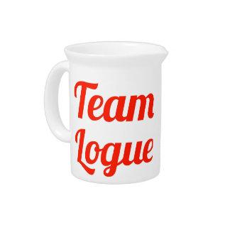 Equipo Logue Jarrones