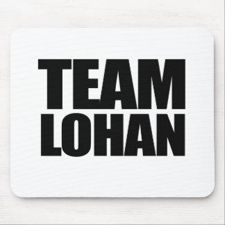 Equipo Lohan Alfombrilla De Ratones