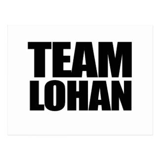 Equipo Lohan Postales