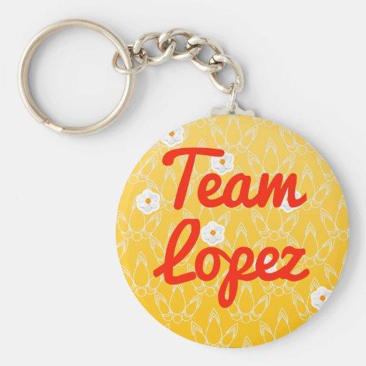 Equipo López Llaveros Personalizados