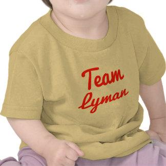 Equipo Lyman Camiseta