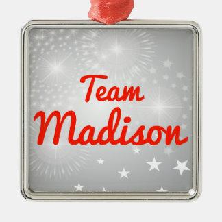 Equipo Madison Ornamentos De Reyes Magos