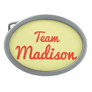 Equipo Madison Hebillas Cinturón