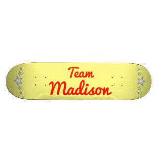 Equipo Madison Patin