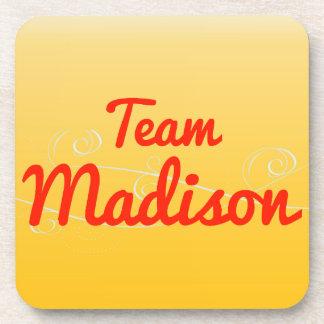 Equipo Madison Posavasos De Bebidas