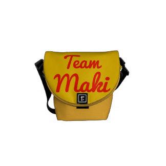 Equipo Maki Bolsas De Mensajería