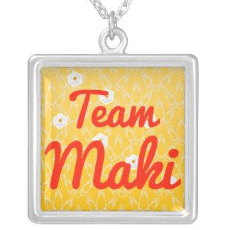 Equipo Maki Grimpolas Personalizadas