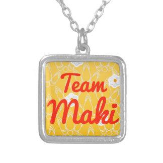 Equipo Maki Colgantes